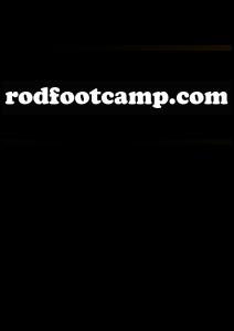 logo rod foot camp noir blc since 2018